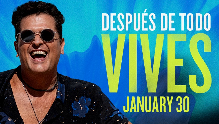 More Info for Carlos Vives
