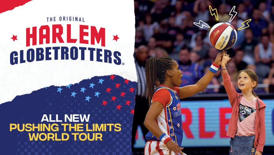 CANCELLED: Harlem Globetrotters