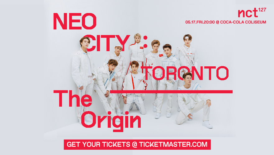 NCT 127 World Tour Neo City