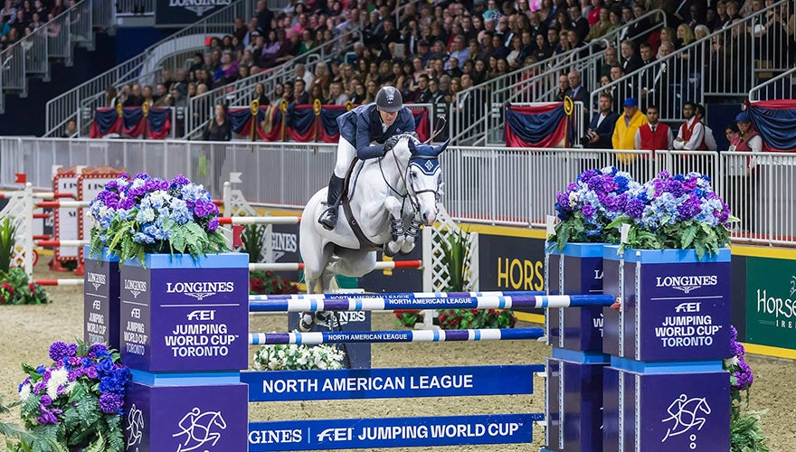 $205,000 Longines FEI World Cup